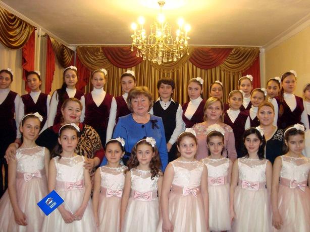 каспийск школа 6 фото учителей
